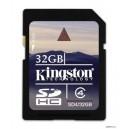SD მეხსიერების ბარათი 4GB